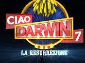 venerdì marzo settima edizione Ciao Darwin