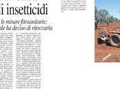 """Misure fitosanitarie contenimento della diffusione """"Xylella fastidiosa subspecies Pauca ceppo CoDiRO ANNO 2016"""
