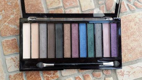TOP 5 of my Makeup Revolution palette