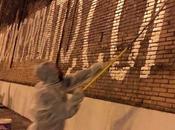 Piangere dalla rabbia. mafia movimenti imbratta notte muri Retake aveva pulito sabato