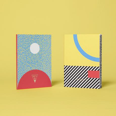 GRAFICA: I notebook originali di Write Sketch