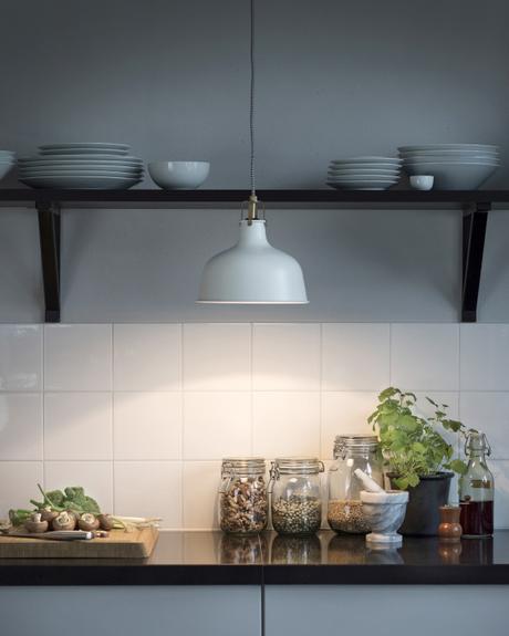 ispirazioni cucina Lavagna : Piccole idee per arredare la cucina - Paperblog
