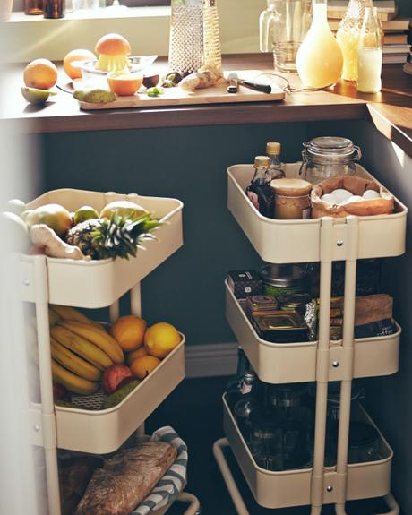 Piccole idee per arredare la cucina paperblog for Idee per arredare cucina