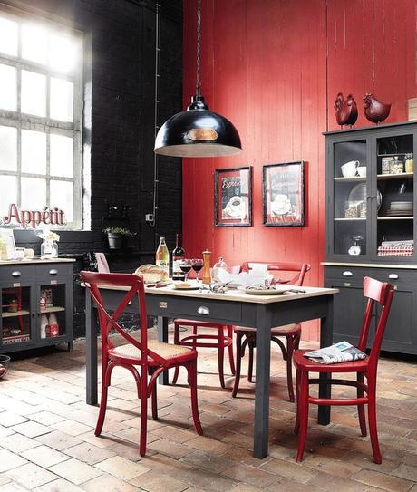 piccole idee per arredare la cucina - paperblog - Idee Cucine Piccole