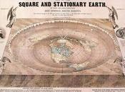 teoria della Terra piatta un'operazione psicologica?