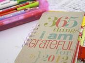Cos'è gratitude journal perchè voglio provare farlo
