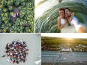 Drone foto video vostro matrimonio