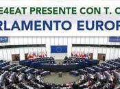 Campbell Parlamento Europeo Be4eat, maggio Bruxelles