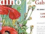 Lunedì marzo: inaugurazione della mostra GIARDINO GABRIELLA GALLERANI