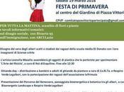 """marzo 2016 """"Festa Primavera"""" Piazza Vittorio"""
