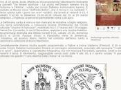 Mostra filatelica annullo speciale dedicato Giubileo Porta Santa Duomo Valvasone