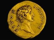 Rarissima moneta d'oro romana trovata Israele