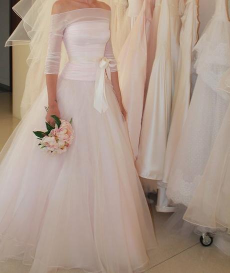 Scelta dell'abito da sposa: ecco la mia prova!