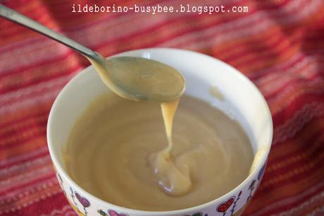 Esperimenti - Il Latte Condensato Fatto in Casa or Homemade Condensed Milk