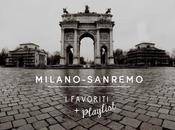Milano Sanremo 2016 favoriti Playlist