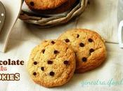 biscotti croccanti gocce cioccolato