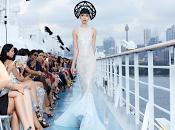 Costa Luminosa: Diventa esclusiva location sfilata Jessica Minh