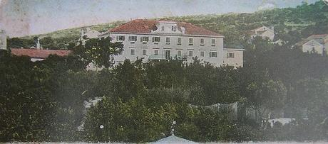 ♚ NOBLE MANSIONS AND CROWNS ♚: Archducke Karl Stephan of Habsburg-Teschen and Villa Podjavori in Lussino.