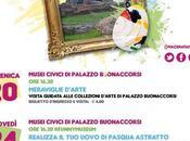 Realizza uovo Pasqua astratto: laboratorio Musei Civici Macerata