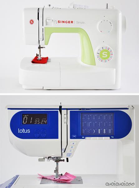 Quale macchina da cucire per principianti 10 cose da for Macchina da cucire economica per principianti