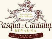 tradizioni Pasqua Cantalupo Bevagna