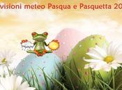 Previsioni meteo Pasqua Pasquetta 2016 nord, centro Italia: sole brutto tempo?