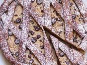 Crostata Crema Burro Arachidi Gocce Cioccolato