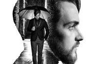 """VALERIO SCANU conquista disco d'oro singolo """"FINALMENTE PIOVE"""" scritto Fabrizio Moro"""
