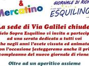 """marzo 2016 """"AperitiCielo"""" mercatino Galilei,"""