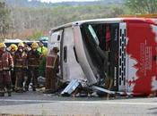Sette studentesse italiane morte nell'incidente Catalogna