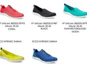 ECCO INTRINSIC KARMA, sneakers primavera all'insegna colore dello stile