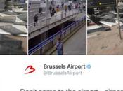 Attentato Bruxelles, esplosione aeroporto vittime