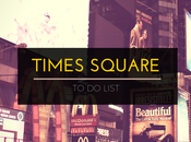 Times Square dintorni: list.