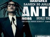 Rihanna: dalle Barbados Parigi