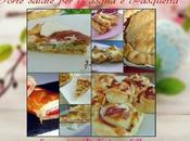 Raccolta torte salate Pasqua pasquetta