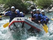 Wild weekend primavera: rafting, hydrospeed canyoning Sesia