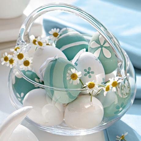 easter decorations - come decorare la casa per pasqua - - paperblog - Arredare Casa Per Pasqua