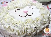 Idee Pasqua: tutorial torta pecorella decorata pochè pasta zucchero