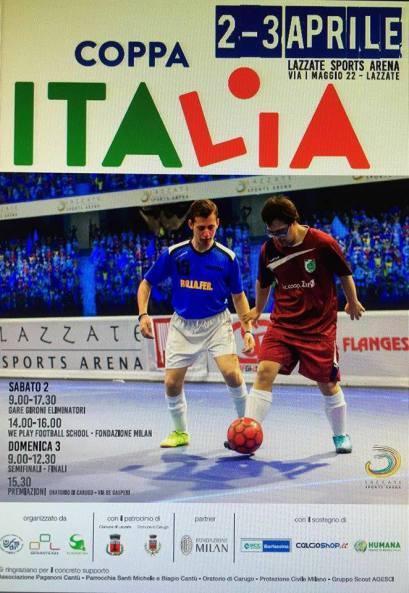 Coppa Italia 2016: un calcio alla disabilità mentale