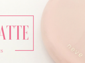 •[review] velvet matte neve cosmetics•