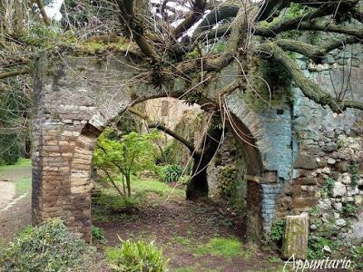 Il giardino di ninfa monumento naturale italiano paperblog - Il giardino italiano ...