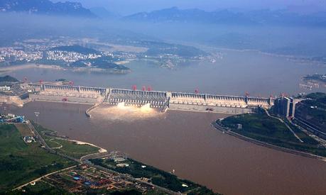 Centrale idroelettrica delle Tre Gole, Cina