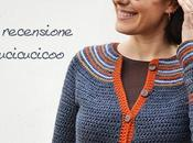 Saturn Sweater: cardigan all'uncinetto