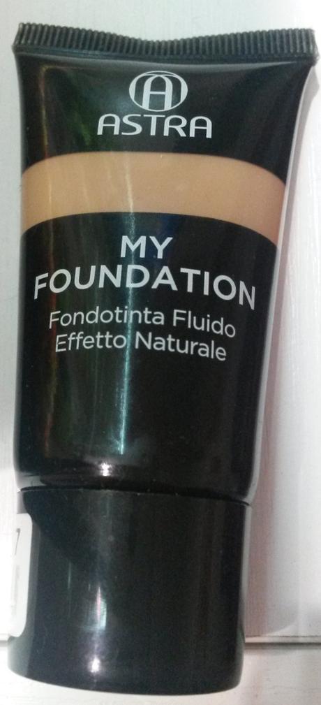 my foundation astra 1