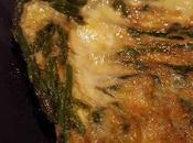 Frittata asparagi selvatici