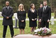 """""""Arrow foto: funerale riporterà alcuni volti familiari"""