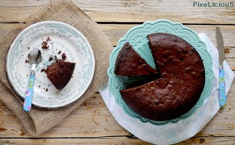 Torta Morbida al Cioccolato di Modica