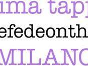 Prima Tappa: MILANO parte) #valeefedeontheroad