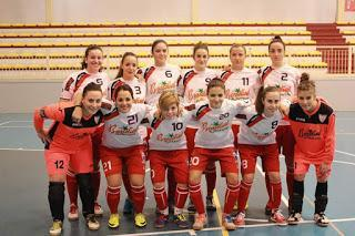 Polisportiva Agello, calcio a 5 femminile, serie C umbria