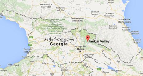 Pankisi-Valley